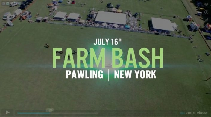 Farm Bash in Pawling, NY